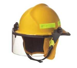 Fire Helmet yellow modern Cairns 660cfsy