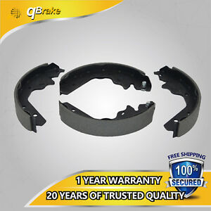 Up 4 Rear Parking Brake Shoes S862 Fit 03 07 Jeep Liberty