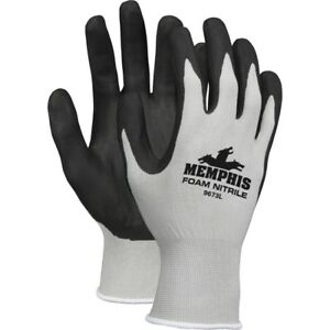 Memphis Shell Lined Protective Gloves Crw9673l