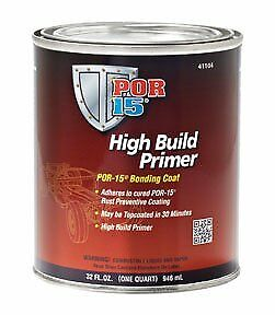 Por 15 41104 High Build Primer 1 Qt