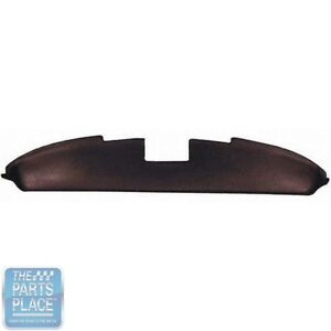 1965 66 Impala Oem Vinyl Covered Madrid Grain Dash Pad Aqua Each
