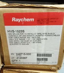 Hvs 1523s Raychem Heat Shrinkable Splices