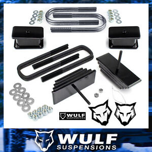 2 8 Front 3 Rear Lift Kit 1999 2004 Ford F250 Superduty 4x4 Suspension F 250