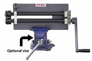 Kaka Rotary Machine Sheet Metal Fabrication Bead Roller Forming Mandrels Rm 12