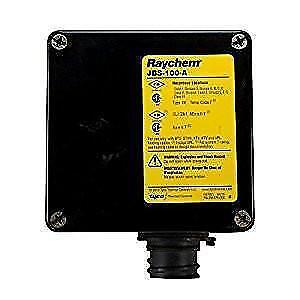 Tyco Raychem Jbs 100 a Power Connection Encosure Box Type 4x