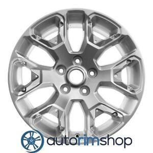 Dodge Ram 1500 2016 2018 20 Oem Wheel Rim 5ur35trmaa