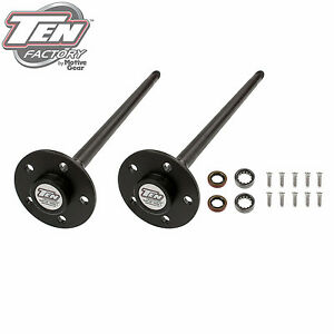 Ten Factory Mg22186 Ford 8 8 7 5 1999 04 Mustang High Performance Axle Pkg