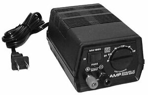 Philmore Mw122a Multi voltage Regulated Dc Power Supply