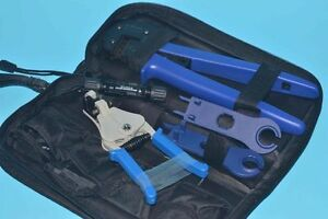Se New A 2546 b Solar Mc4 Crimping Pliers Tools Kits With Mc4 Connector spanner