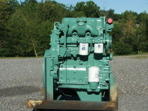 Detroit Diesel 3 53 N For Timber Jack
