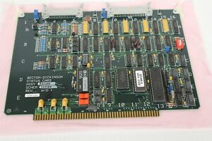 Becton Dickinson Status Card Assy 331160 Schem 331180 Fab 19 20101 02 Pc Board