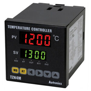 Autonics Tzn4m 24c Pid Temperature Controller Digital Current Output