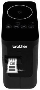 Brother P touch Pt p750w Thermal Transfer Printer Color Desktop Label