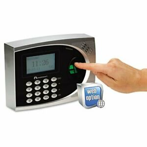 Acroprint Time Q plus Biometric Attendance System Biometric 125 010250000