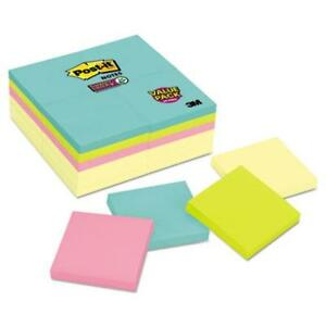 Post it Super Sticky Notes Value Pack 2160 X Multicolor 1 50 X 65424sscym