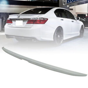 Stock In La abs Painted nh788p Honda Accord 9 4dr Oe Type Rear Trunk Spoiler Ex
