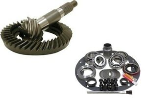 Dana 44 Reverse Ford Front 4 11 Ring And Pinion Master Install Gear Pkg