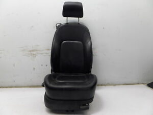 Vw Beetle Right Front Leather Seat Black 06 10 Oem