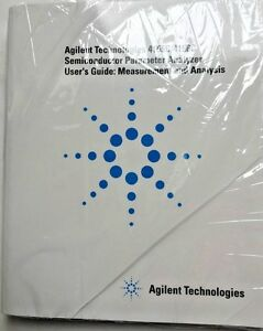Agilent 4155c 4156c Semiconductor Parameter Analyzer User s Guide 04156 90020