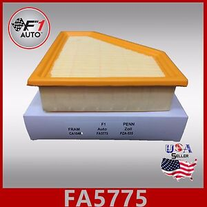 Fa5775 Engine Air Filter For 2008 2009 2010 2011 Ford Focus 2 0l