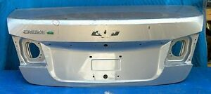 Chevy Cruze Trunk Lid 2014