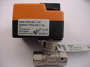 Belimo Actuator Tr24 sr t Us Ships The Same Day Of The Purchase
