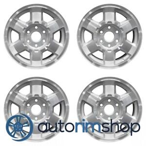 Chevrolet Tahoe 2004 2004 17 Factory Oem Wheels Rims Set