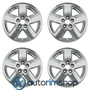 Chevrolet Cavalier 2003 2005 15 Factory Oem Wheels Rims Set