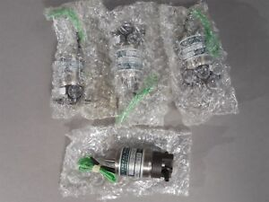 Lot Of 4 General Valve 3 453 905 Valves 12v Dc Vac 20psig New
