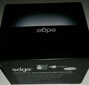 Carrier Edge Performance Series Programmable Thermostat Tp pac01 a