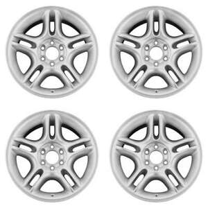 Dodge Dakota Durango 1998 2004 17 Factory Oem Wheels Rims Set