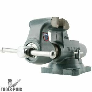 Wilton 10036 8 Machinists Bench Vise W Swivel Base New