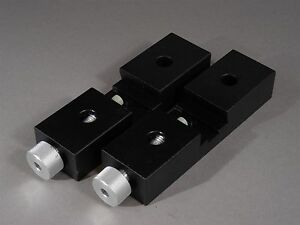 Lot Of 2 Data Optics Stage Carrier 2111