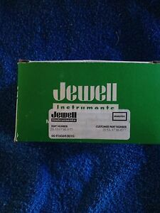 Jewell Digital Amp Meter Part Number 20 533738 077