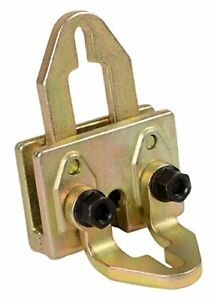5 Ton Auto Body Pull Clamp Right Angle Two Way Heavy Duty Self Tightening