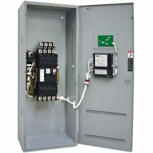 Briggs Stratton By Asco Series 285 400 amp Automatic Transfer Switch 277