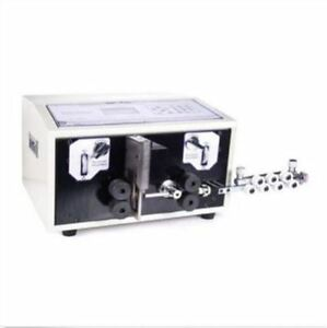 Computer Wire 0 1 0 8 Mm2 Lcd Display Peeling Striping Cutting Machine Swt508 D
