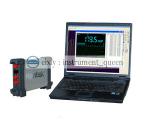 Hantek 365f Data Logger Voltage Current Multimeter Bluetooth ipad Supporting rms