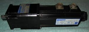 Emerson Dxm 316c Ac Servo Motor With Factory Pg90 Inline Gear Reducer 20 1