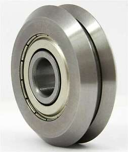 Rm2zz 3 8 16 Pcs V groove Cnc Bearings Ships From The Usa Buy It Now