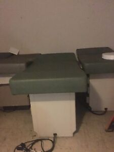 Exam Table Midmark Ritter 204 powered Not Manual Practically New Never Used