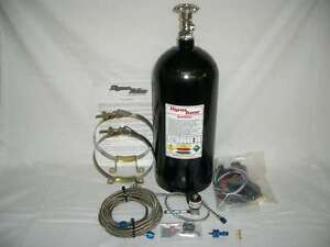 Wet Nitrous Oxide System For C5 Or Zo6 Corvette Nitrous No Bottle Or Brackets