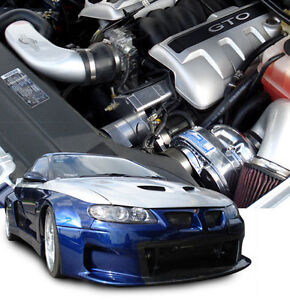 Pontiac Gto Ls1 Procharger P 1sc 1 Supercharger High Output Intercooled Kit