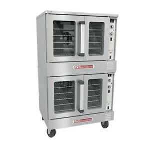 New Southbend bes 27sc Bronze Series Double Deck Electric Commercial Oven