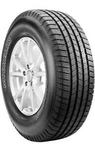 1 New Michelin Defender Ltx Tire Lt245 70r17 e