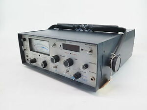 Cushman Electronics Ce 24a Frequency Selective Levelmeter