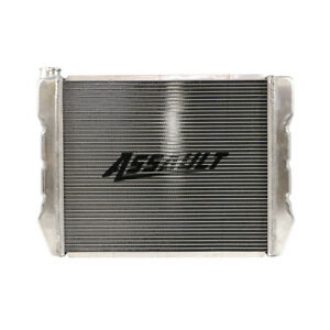 Gm Chevy Style 19 X24 Aluminum Universal Radiator Heavy Duty Extreme Cooling