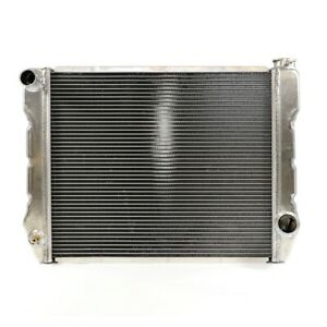 Gm Chevy Style 19 X26 Aluminum Universal Radiator Heavy Duty Extreme Cooling