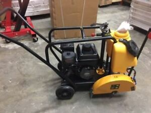 6 5hp 196cc 12 Or 14 Concrete Cut Off Saw Gas Engine Walk Behind W Tank Epa