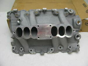 Ford Lower Intake Manifold F4sz9424e For 94 95 Mustang Cougar Thunderbird 3 8l